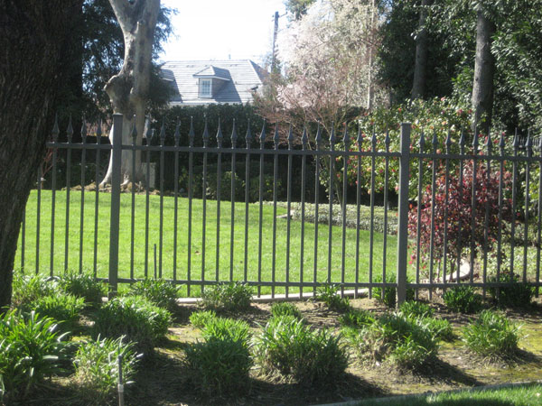 Wrought Iron Fencing Sacramento
