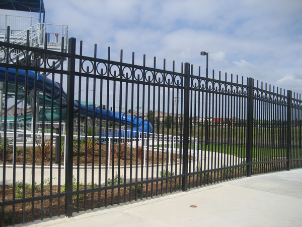 Ornamental Wrought Iron Fencing Sacramento